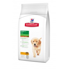 Hills SP Puppy Healthy Development сухой корм для щенков гигантских пород курицей 800 гр