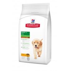 Hills SP Puppy Healthy Development сухой корм для щенков крупных пород с курицей 2,5 кг