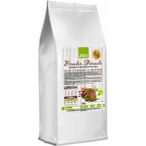 Home Food беззерновой корм для активных, взрослых собак средних пород с ягненком, уткой и яблоком 0,9 кг.