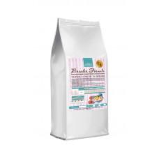 Home Food гипоаллергенный сухой корм для щенков мелких пород с форелью, рисом и овощами 0,9 кг.