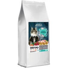 Home Food сухой корм для взрослых кастрированых котов с кроликом и клюквой 10 кг.