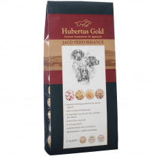 Hubertus Gold Jagd Perfomance сухой корм для активных собак 15 кг