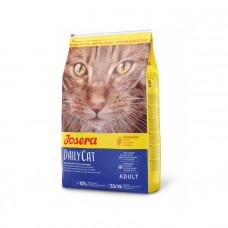 Josera Daily Cat (Йозера Дейли Кет) беззерновой сухой корм для взрослых котов 0,4 кг