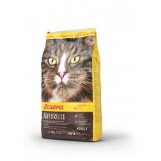 Josera Naturelle (Йозера Натурелле) сухой корм для стерилизованных котов 0,4 кг