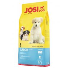 Josera Junior (Йозера Юниор) сухой корм рост и развитие для растущих щенков 18 кг
