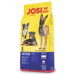 Josera Active (Йозера Актив) сухой корм для взрослых собак сила и выносливость с птицей 18 кг