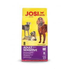 Josera Sensitive (Йозера Cенситив) корм для взрослых собак легкоусвояемый с птицей 18 кг