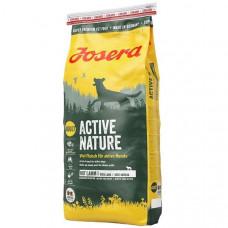 Josera Active Nature (Йозера Актив Нейчер) сухой корм для собак с мясом домашней птицы и баранины 4,5 кг
