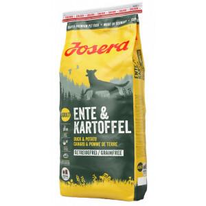 Josera Ente Kartoffel Grainfree (Йозера Энте энд Картофель Греинфри) сухой корм без зерновых с мясом утки 4,5кг