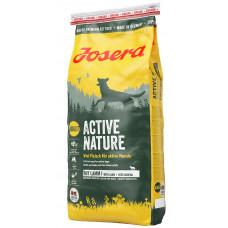 Josera Active Nature сухой корм для собак с мясом домашней птицы и баранины 15 кг
