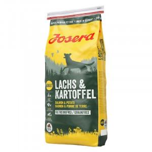 Josera Ente Kartoffel Grainfree (Йозера Энте энд Картофель Греинфри) сухой корм без зерновых с мясом утки 15кг