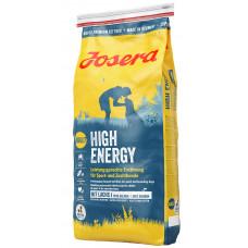 Josera High Energy (Йозера Хай Энерджи) сухой корм для взрослых спортивных собак 15 кг