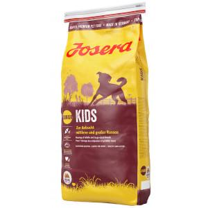 Josera Kids (Йозера Кидс) сухой низкокалорийный корм для растущих собак от 8 недель 15 кг.