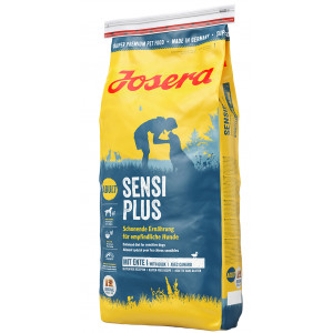 Josera SensiPlus (Йозера Сенси Плюс) сухой корм для взрослых собак с чувствительным пищеварением 15 кг.