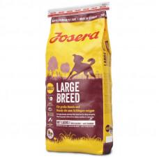 Josera Large Breed сухой корм для собак крупных пород с птицей и лососем 15 кг