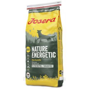 Josera Nature Energetic Grainfree беззерновой сухий корм для дорослих собак без картоплі 0,9 кг.