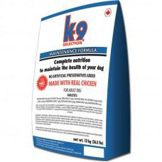 K9 Selection Maintenance Formula профессиональный корм для собак всех пород 12 кг.