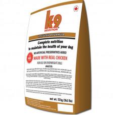 K9 Selection Lite/Senior Formula профессиональный корм для пожилых и малоактивных собак 12 кг.