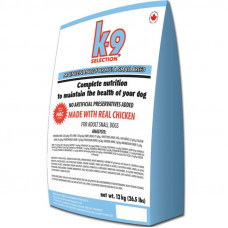 K9 Selection Small Breed Maintenance профессиональный корм для собак мелких пород 20 кг.
