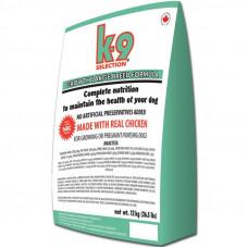 K9 Selection Growth Large Breed Formula профессиональный корм для щенков крупных пород 12 кг.