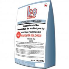 K9 Selection Large Breed Maintenance профессиональный корм для собак крупных пород 12 кг.