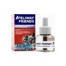 Сменный блок Ceva Feliway Friends для диффузора у взрослых кошек и котят, 48 мл