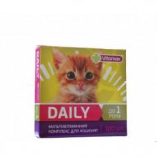 DAILY (Деили) витамины для котят 100т. (50гр.)