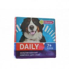 DAILY (Дейли) витамины для собак 7+ лет 100 табл. (100г)