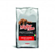 Migliorcane Professional сухой корм для собак с говядиной 15 кг