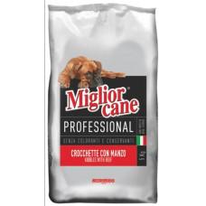 Migliorcane Professional сухой корм для собак с говядиной 5 кг