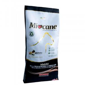 Miocane Adult Mini 0.5 сухой корм для взрослых собак с ягненком и рисом 20 кг