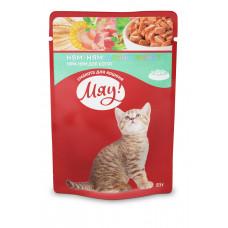 Мяу! Консерва для котят 0,085 кг