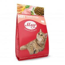 Мяу! сухой корм для котов с кроликом 0,4 кг