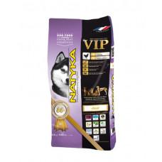 Natyka Adult VIP полувлажный корм для собак всех пород и возрастов с курицей 4,5 кг.