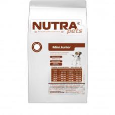 NUTRA pets Regular Mini Junior SOFT сухой корм для щенков 10кг