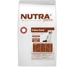 NUTRA pets Feline Adult MIX сухой корм для взрослых котов 15 кг