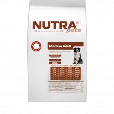 NUTRA pets Regular Medium Adult сухой корм для взрослых собак средних пород 5 кг