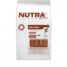 NUTRA pets Regular Mini Adult сухой корм для взрослых собак мелких пород 10 кг