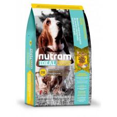 Nutram Ideal Solution Support Weight Control сухой корм для собак склонных к ожирению с курицей 2 кг.