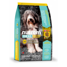 Nutram Ideal Solution Support Skin, Coat & Stomach корм для чувствительных собак с ягненком и рисом 2 кг.
