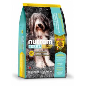 Nutram Ideal Solution Support Skin, Coat & Stomach корм для чувствительных собак с ягненком и рисом 5 кг.