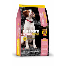 Nutram Sound Balanced Wellness Puppy сухой корм для щенков с курицей и яйцами 0,32 кг.