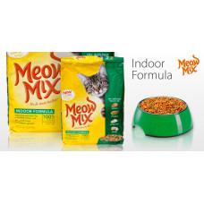Meow Mix Indoоr сухой корм для кошек живущих в закрытом помещении 0,175 кг