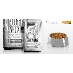 Nutra Mix Dog Breeder сухой корм для собак содержащихся в условиях питомника 9,7 кг