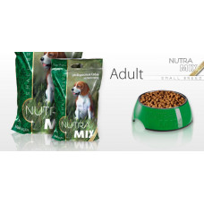 Nutra Mix Dog Gold Small Breed Adult сухой корм для активных собак мелких пород 3 кг
