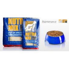 Nutra Mix Dog maintennance сухой корм для охотничьих и выставочных пород собак в период отдыха 7,5 кг