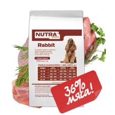NUTRA pets Regular Rabbit сухой корм для взрослых собак средних и крупных пород 2,5 кг