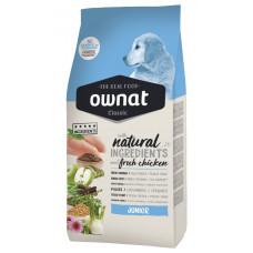 Ownat Junior сухой корм для щенков 4 кг