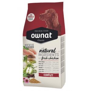 Ownat Complet сухой корм для взрослых собак 4 кг