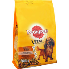 Pedigree (Педигри) сухой корм для собак мелких пород с птицей и овощами 400 г